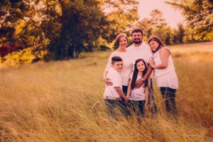 Kayleigh's Family
